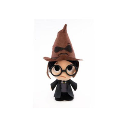 Harry Potter Super Cute Plush Figure Harry w/ Sorting Hat 18 cm