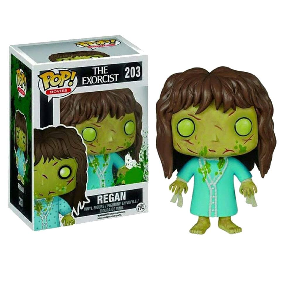 The Exorcist POP! Movies Vinyl Figure Regan 9 cm