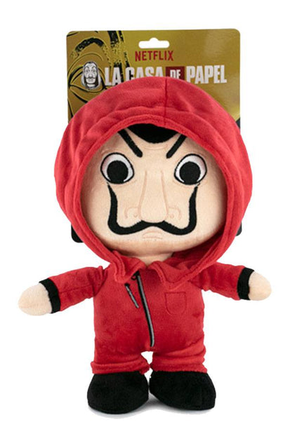 Money Heist Plush Figure 25 cm