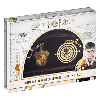 Harry Potter Keychains 6-Pack Deluxe Set B