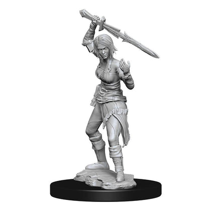 Magic the Gathering Unpainted Miniature Nahiri