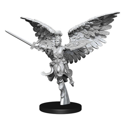 Magic the Gathering Unpainted Miniature Reidane, Goddess of Justice