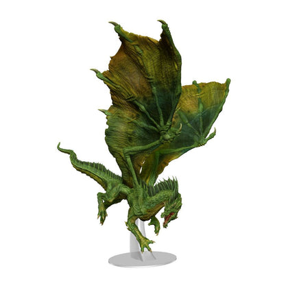 D&D Icons of the Realms Premium Miniature pre-painted Adult Green Dragon