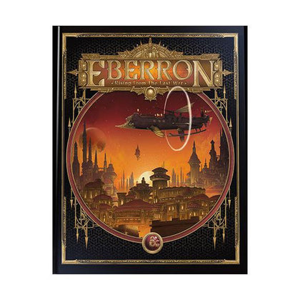 Dungeons & Dragons RPG Adventure Eberron: Rising from the Last War (Alternate Cover) EN