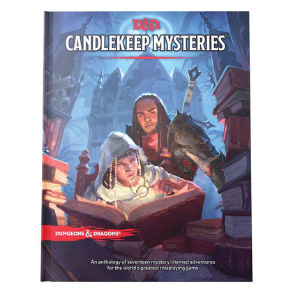 Dungeons & Dragons RPG Adventure Candlekeep Mysteries EN