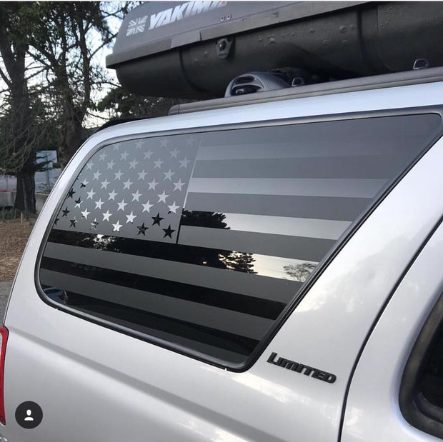 4RUNNER 3RD GEN USA FLAG #002