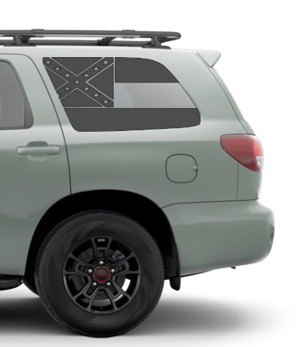 Toyota Sequoia Mississippi decal second generation #998990