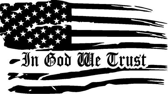 In God we trust #025