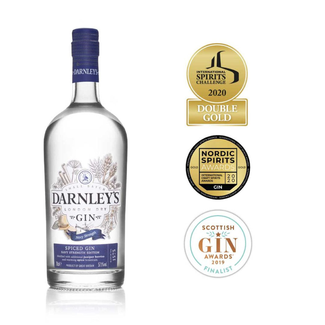Navy Strength Spiced Gin 70cl