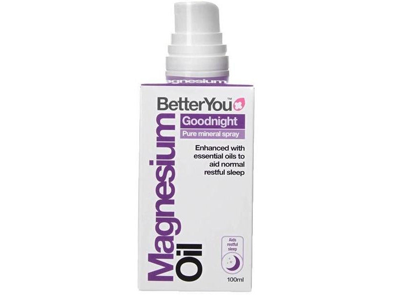 Better You Magnesium Goodnight - 100ml - Meats And Eats