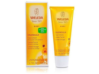 Weleda Calendula Baby Face Cream - Meats And Eats