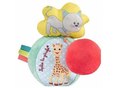 Sophie la Girafe Ball with vibrations and sounds - Meats And Eats