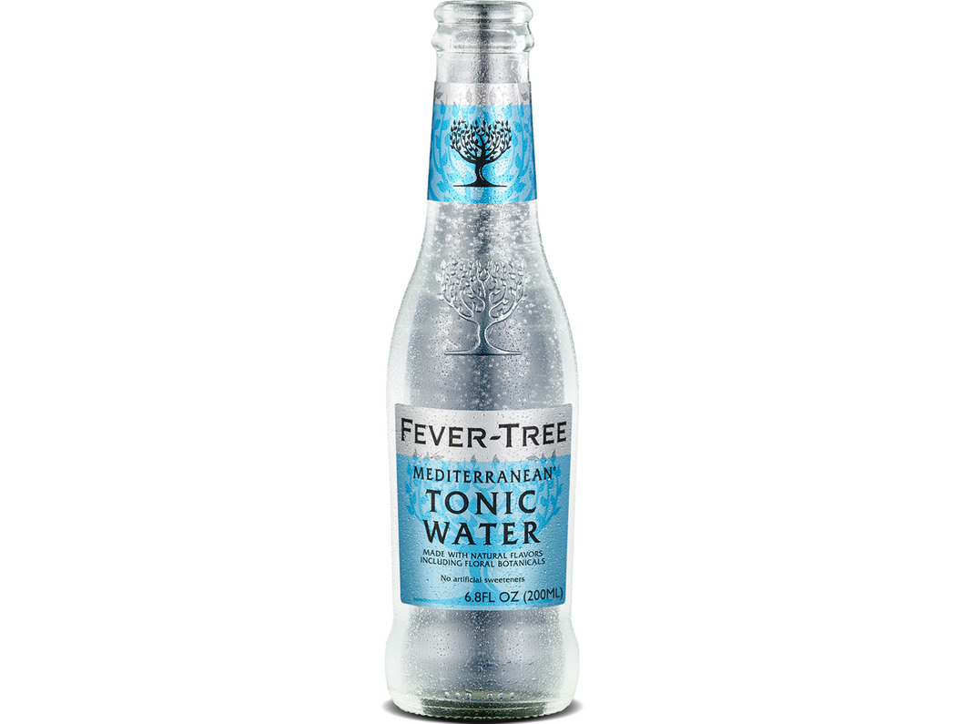 Mediterranean Tonic Water - Meats And Eats
