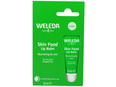 Weleda Skin Food Lip Balm - 8ml - Meats And Eats