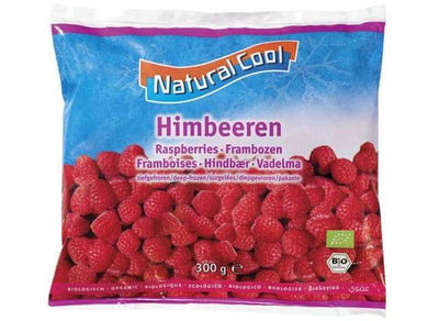 Natural Cool Raspberries - 90g - Meats And Eats