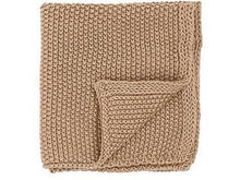 Load image into Gallery viewer, Dishcloth, Brown, Cotton - Meats And Eats