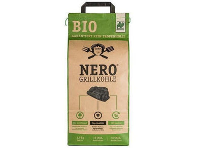 Nero Bio Charcoal – 2.5kg - Meats And Eats