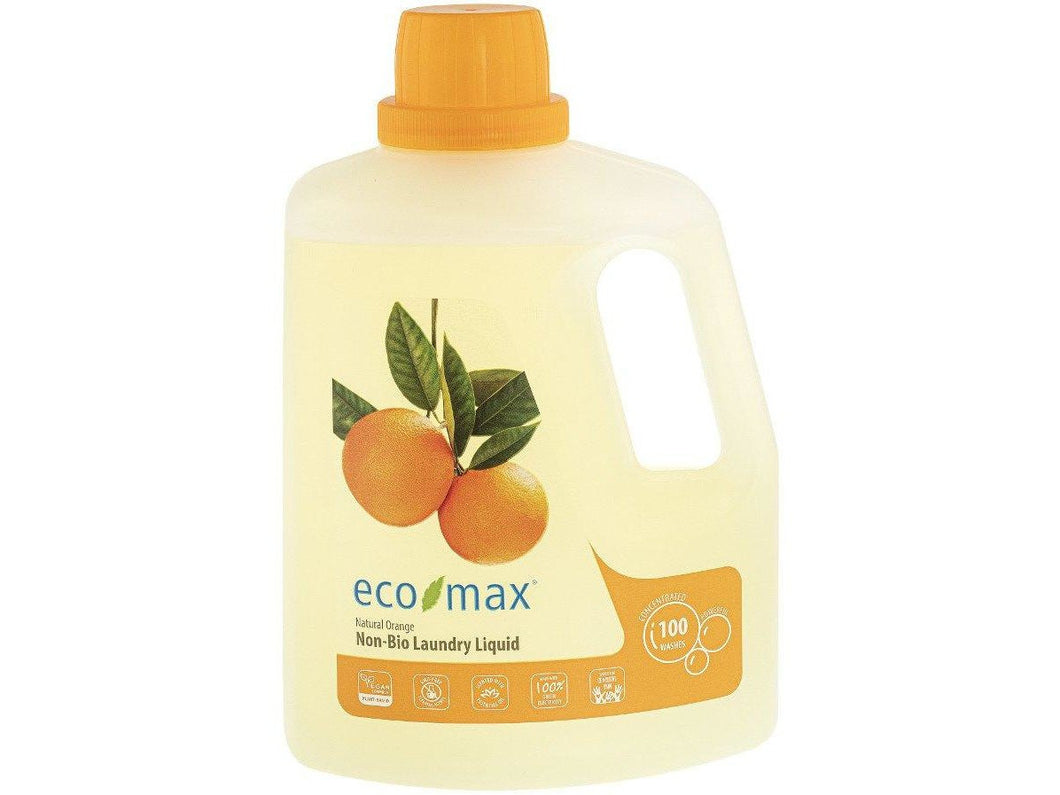 EM Orange Blossom 3L/100Washes Laundry Liquid - Meats And Eats
