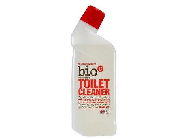 Bio-D Toilet Cleaner - 750ml - Meats And Eats