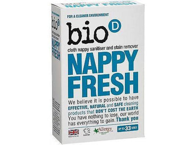 Bio-D Nappy Fresh - 500g - Meats And Eats