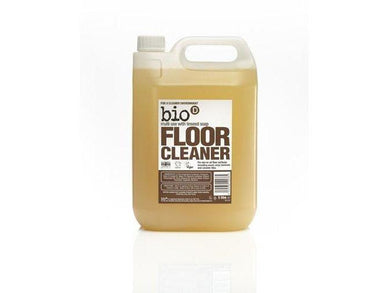 Bio-D Floor Cleaner With Linseed - 5lt - Meats And Eats