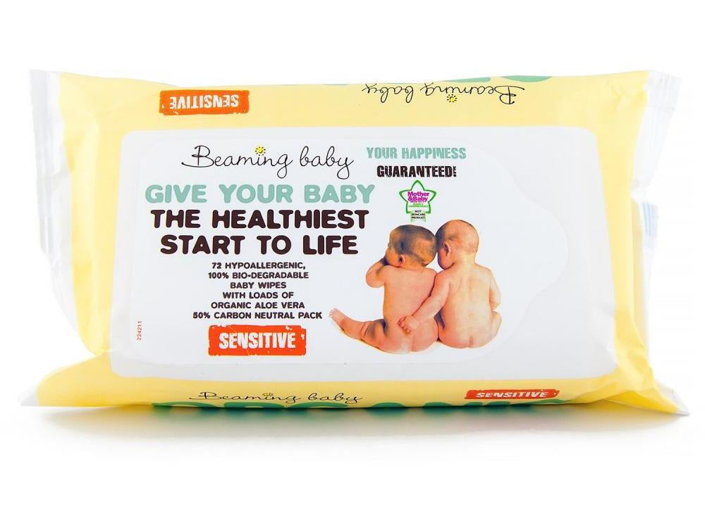 Beaming Baby Organic Wipes - Meats And Eats
