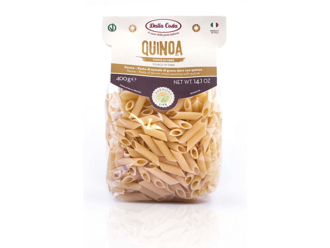 Quinoa Penne - Meats And Eats