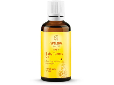 Weleda Baby Tummy Massage Oil - Meats And Eats