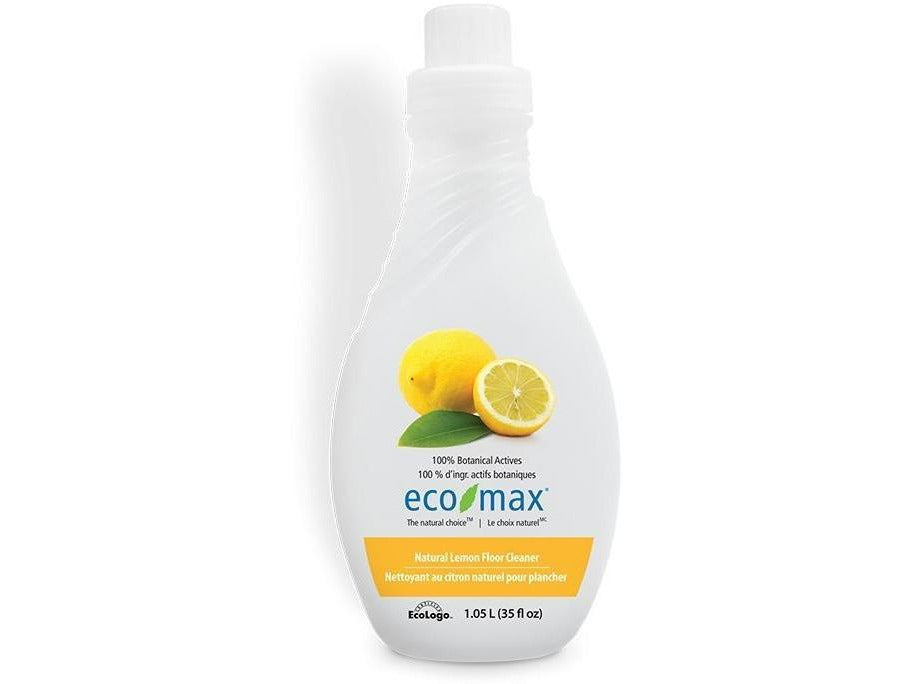 Eco Max Lemon All Purpose & Floor Cleaner - 1.05L - Meats And Eats