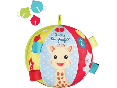 Sophie la girafe My First Early-Learning Ball - Meats And Eats