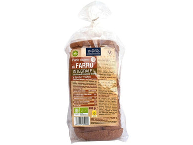 Sottolestelle Whole Spelt Soft Bread With Extra Vergin Olive Oil 3% - 400g - Meats And Eats