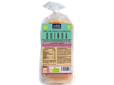 Sottolestelle Spelt Bread With Quinoa Flour & Extra Virgin Olive Oil 2% - 400g - Meats And Eats