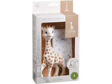 Sophie la girafe & her pouch - Meats And Eats
