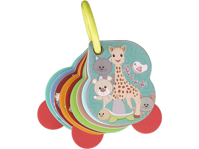 Sophie la girafe Natural Teether - Meats And Eats