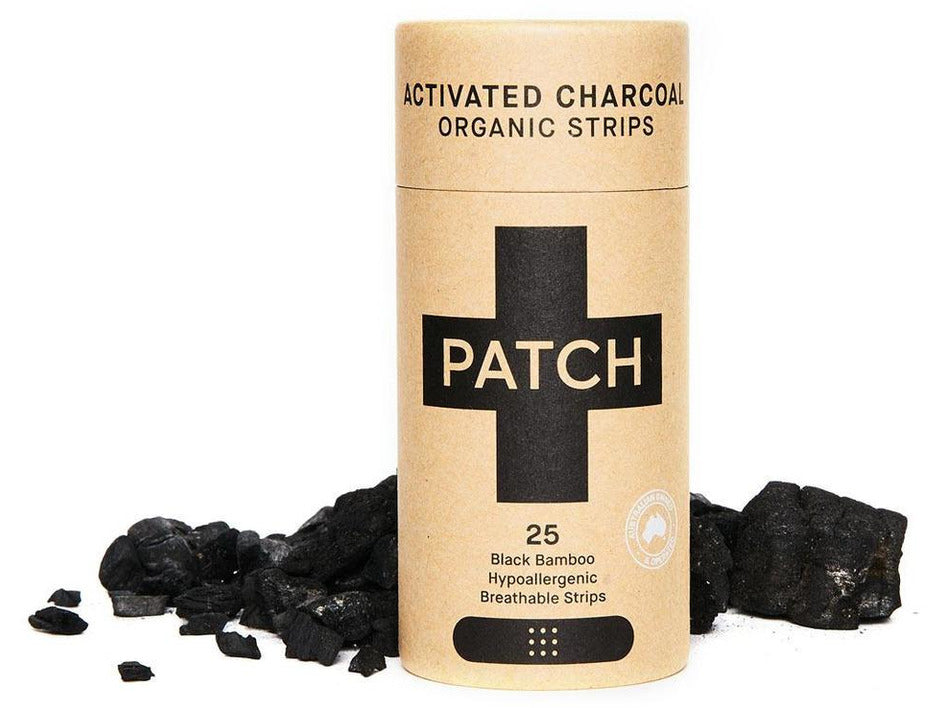 Patch Biodeg Plaster Charcoal - Meats And Eats
