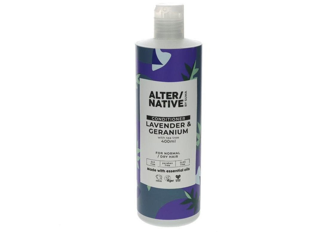 Alter Native Conditioner Lavender & Geranium - 400ml - Meats And Eats