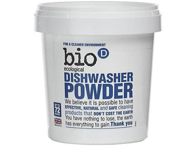 Bio-D Dishwasher Powder - 720g - Meats And Eats