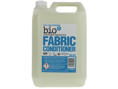 Bio D Fabric Conditioner - 5l - Meats And Eats