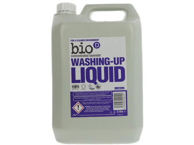 Bio D Lavender Washing Up Liquid - 5l - Meats And Eats