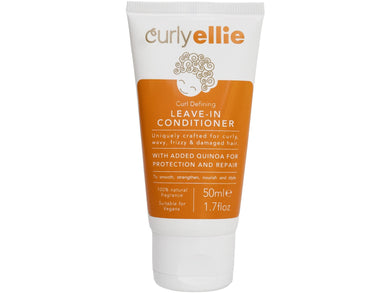 CurlyEllie CurlyEllie Curl Defining Leave-in Conditioner - 50ml - Meats And Eats