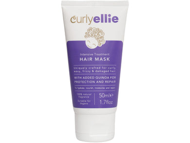CurlyEllie CurlyEllie Intensive Treatment Mask - 50ml - Meats And Eats