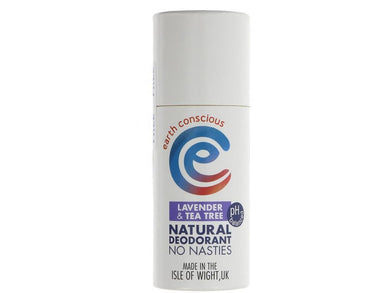 Earth Conscious Natural Deodorant - Lavender - Meats And Eats