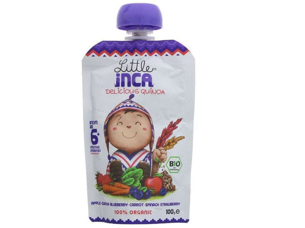 Little Inca Yummy Purple x 100g - Meats And Eats