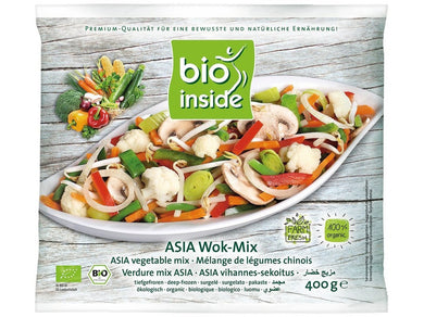 Organic  Asia wok mix - Meats And Eats