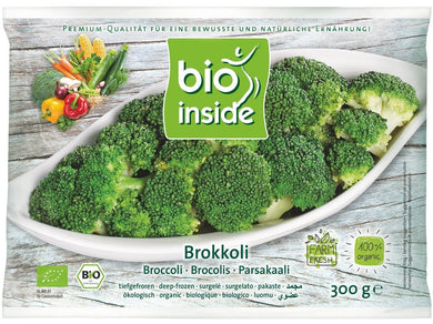 Organic  broccoli - Meats And Eats