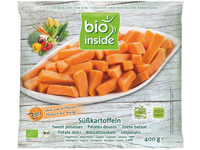 Organic  sweet potatoes - Meats And Eats
