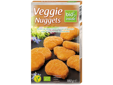 Organic veggie nuggets - Meats And Eats