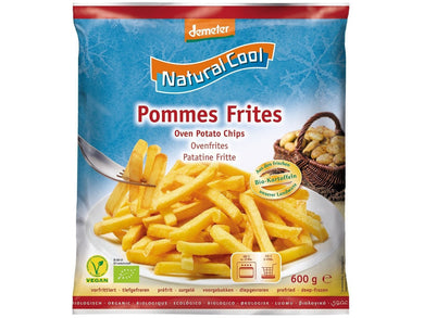 Organic Fries ( Pommes Frites) - Meats And Eats