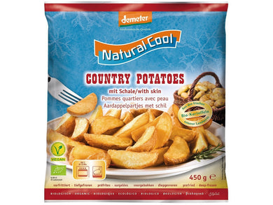 Organic Country potatoes - Meats And Eats