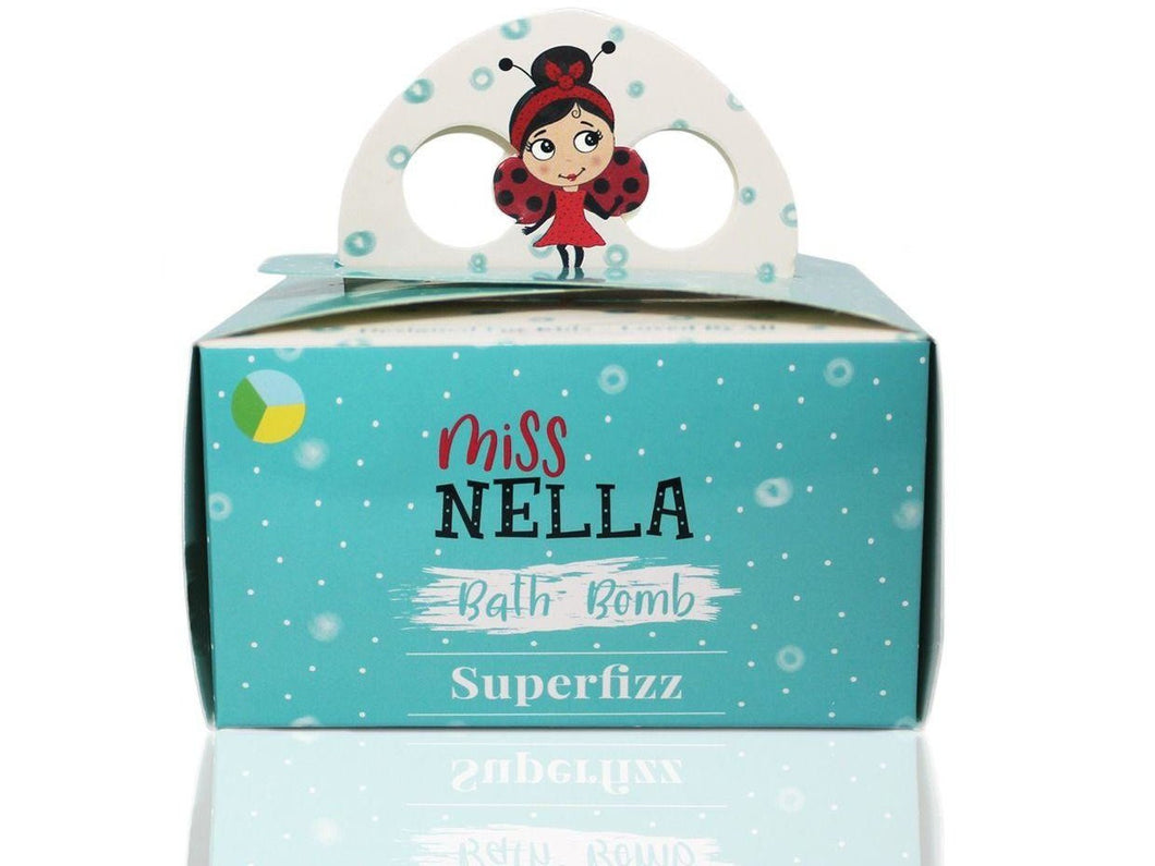 Miss Nella Superfizz Bath Bombs – Pack of 3 - Meats And Eats